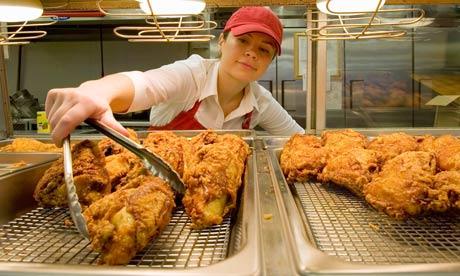 Usaha Franchise Makanan terlaris ayam fried chicken