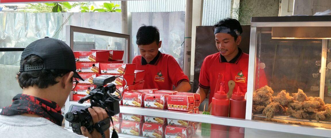 info usaha franchise terlaris indonesia usaha kuliner Bisnis waralaba makanan, bisnis fried chicken