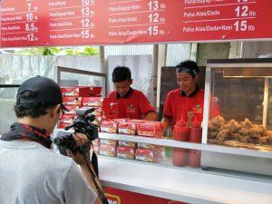 info franchise indonesia usaha kuliner Bisnis waralaba makanan, bisnis fried chicken