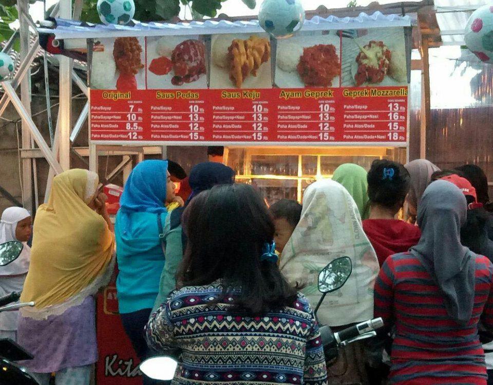 Peluang Usaha Kuliner 2018