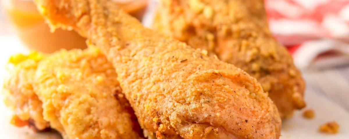 Resep ayam fried chicken
