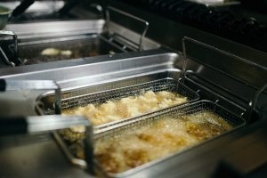 usaha fried chicken