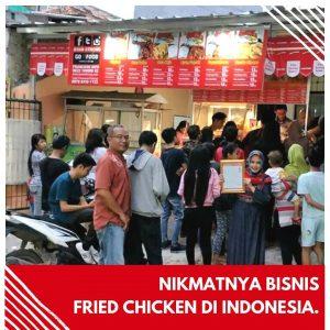 usaha waralaba 2019 ayam fried chicken ayam strong indonesia